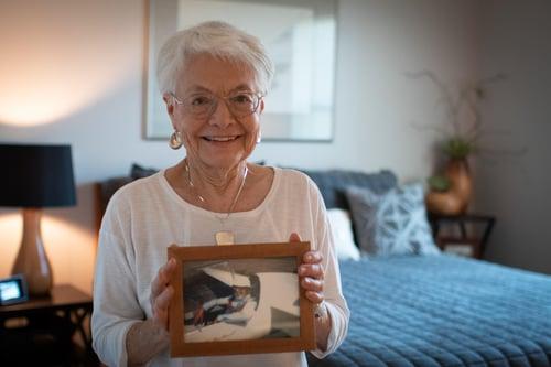 Cedarhurst Assisted Living Resident-Story Godfrey Shirley The Future