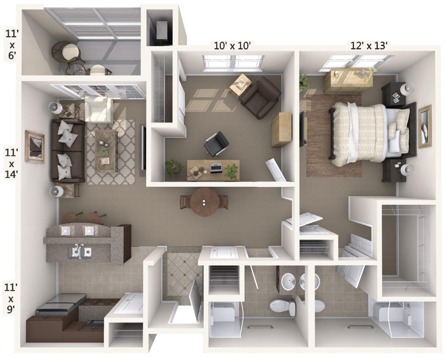 AddingtonPlace_One-Bedroom-with-Den-Crescendo_1024-sq.-ft._AL_Stuart-1536x1227