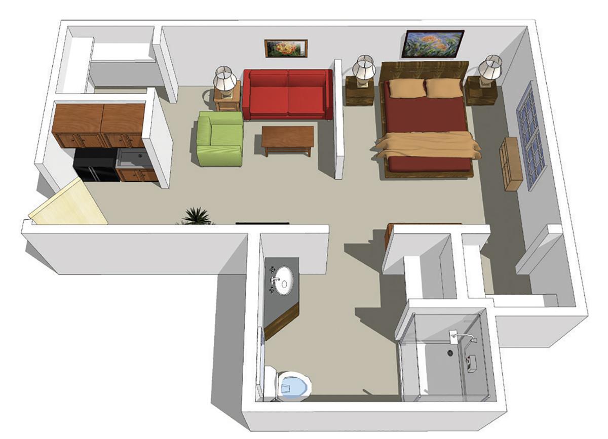 Studio Plus Living