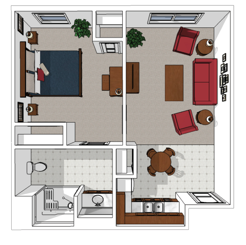 Arnold-AL-Apartment_One-Bedroom-Plus_529-sq.-ft._Updated