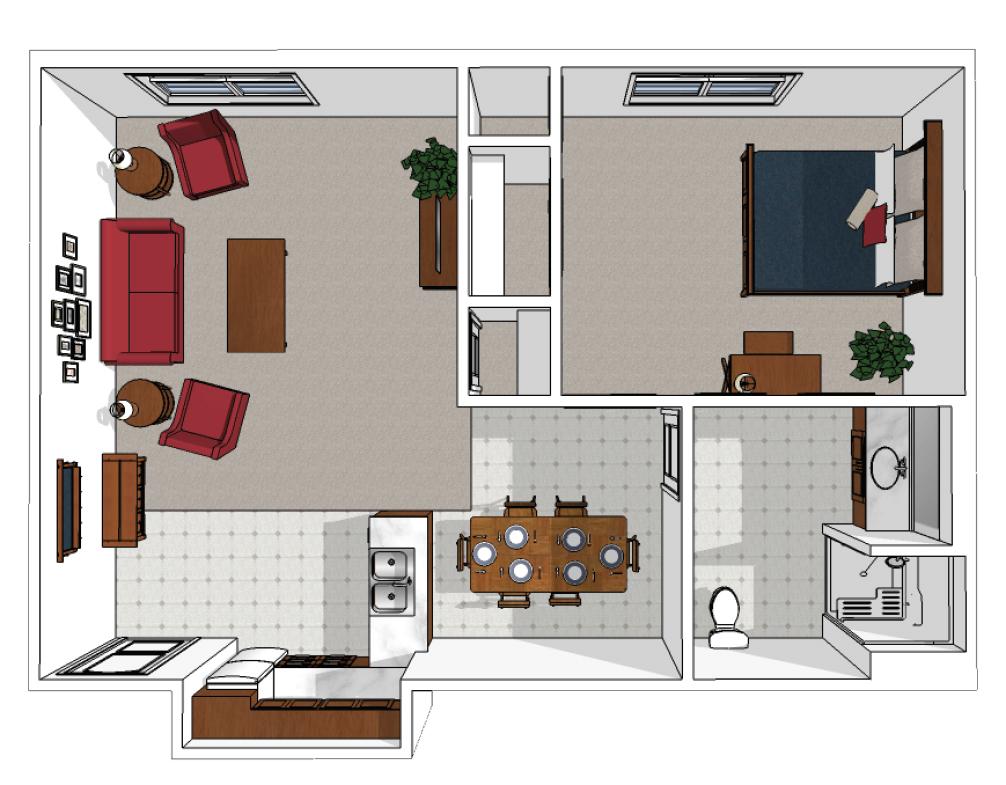 Arnold-AL-Apartment_One-Bedroom-Premium_673-sq.-ft._Updated-1
