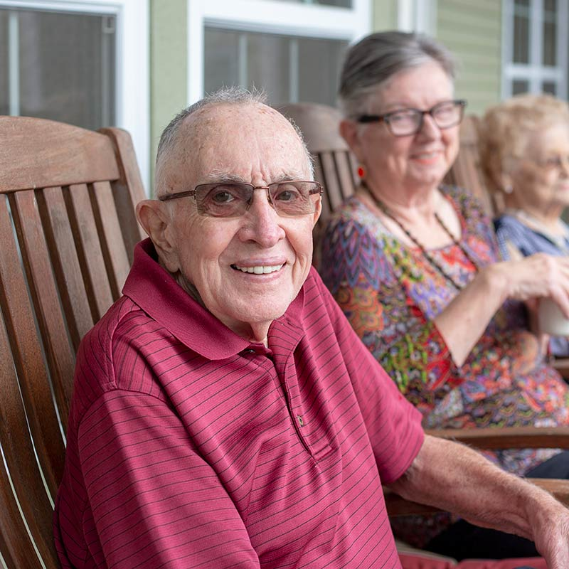 COLLINSVILLE'S SENIOR LIVING COMMUNITY